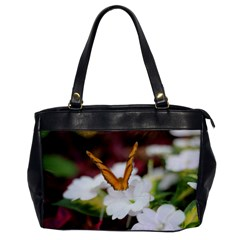 Butterfly 159 Oversize Office Handbag (one Side)