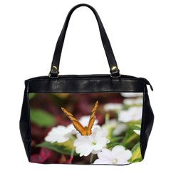Butterfly 159 Oversize Office Handbag (Two Sides)