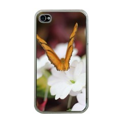 Butterfly 159 Apple iPhone 4 Case (Clear)
