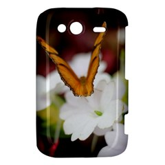 Butterfly 159 HTC Wildfire S A510e Hardshell Case