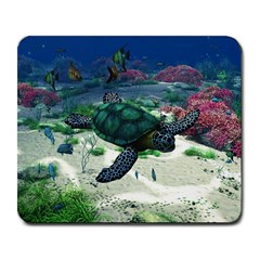 Sea Turtle Large Mousepad