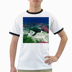 Sea Turtle Ringer T