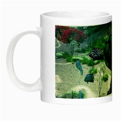 Sea Turtle Night Luminous Mug