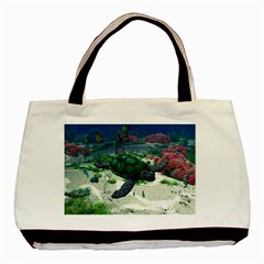 Sea Turtle Classic Tote Bag (Two Sides)
