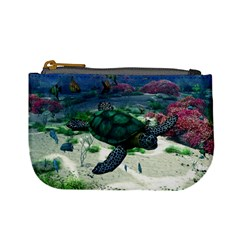 Sea Turtle Coin Change Purse