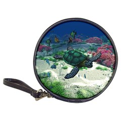 Sea Turtle CD Wallet