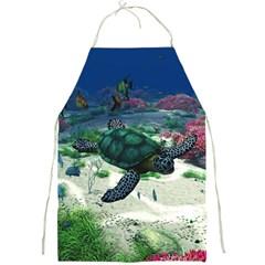 Sea Turtle Apron