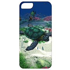 Sea Turtle Apple Iphone 5 Classic Hardshell Case