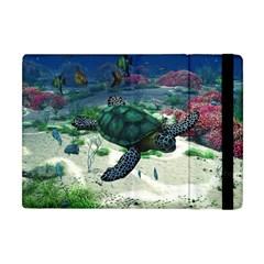 Sea Turtle Apple iPad Mini Flip Case