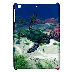 Sea Turtle Apple iPad Mini Hardshell Case