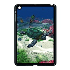 Sea Turtle Apple Ipad Mini Case (black)