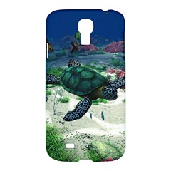 Sea Turtle Samsung Galaxy S4 I9500 Hardshell Case