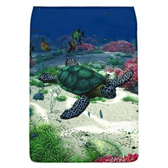 Sea Turtle Removable Flap Cover (Large)