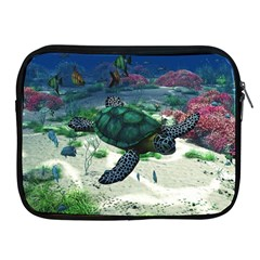 Sea Turtle Apple iPad 2/3/4 Zipper Case