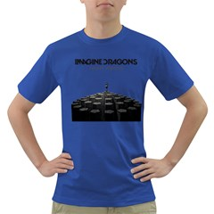 Imagine Dragons Night Visions  Mens' T-shirt (Colored)