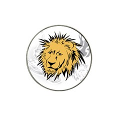 Lion Tattoo Hat Clip Ball Marker (10 pack)