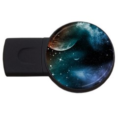 universe USB Flash Drive Round (2 GB)