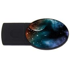 universe USB Flash Drive Oval (4 GB)
