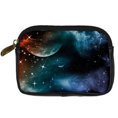 universe Digital Camera Leather Case