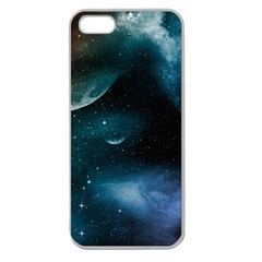 Universe Apple Seamless Iphone 5 Case (clear)