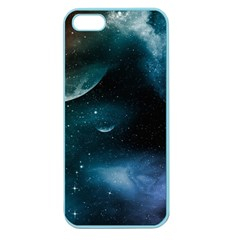 Universe Apple Seamless Iphone 5 Case (color)