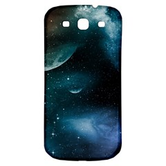universe Samsung Galaxy S3 S III Classic Hardshell Back Case