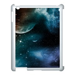 universe Apple iPad 3/4 Case (White)