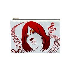 Face Cosmetic Bag (Medium)