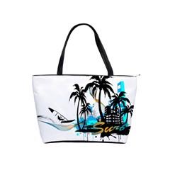 Surf Large Shoulder Bag