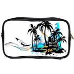 Surf Travel Toiletry Bag (Two Sides) Front