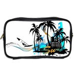 Surf Travel Toiletry Bag (Two Sides) Back