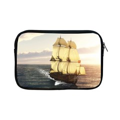 French Warship Apple Ipad Mini Zipper Case