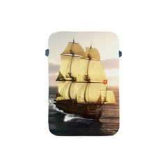 French Warship Apple iPad Mini Protective Soft Case