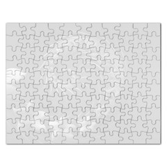 Light Gray Abstract Flowers Jigsaw Puzzle (rectangle)