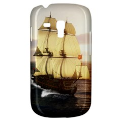 French Warship Samsung Galaxy S3 Mini I8190 Hardshell Case