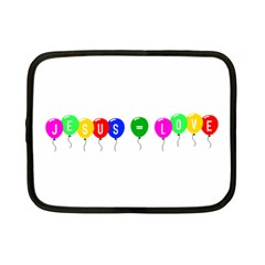 Balloons Netbook Case (Small)