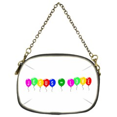 Balloons Chain Purse (One Side)