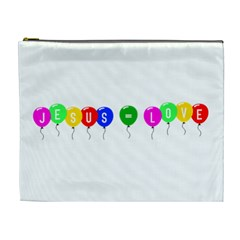 Balloons Cosmetic Bag (XL)