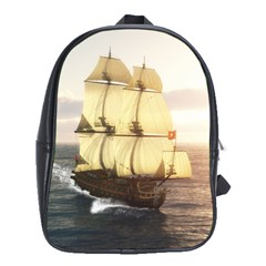 French Warship School Bag (xl)