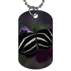 Butterfly 059 001 Dog Tag (One Sided)