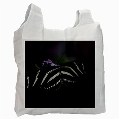 Butterfly 059 001 Recycle Bag (One Side)