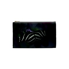 Butterfly 059 001 Cosmetic Bag (Small)