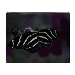 Butterfly 059 001 Cosmetic Bag (XL)