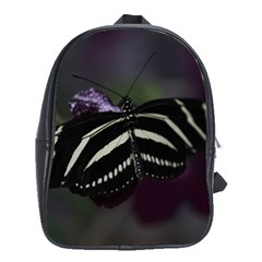 Butterfly 059 001 School Bag (large)