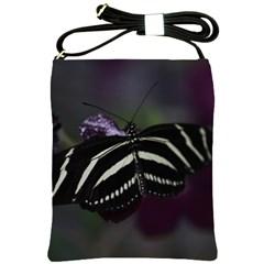 Butterfly 059 001 Shoulder Sling Bag