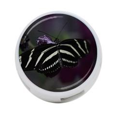 Butterfly 059 001 4-Port USB Hub (One Side)