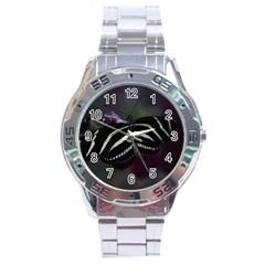 Butterfly 059 001 Stainless Steel Watch (men s)