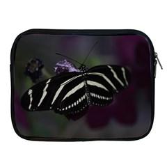 Butterfly 059 001 Apple iPad 2/3/4 Zipper Case