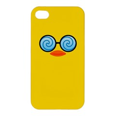 Geekyduckiehead Apple iPhone 4/4S Premium Hardshell Case
