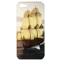 French Warship Apple iPhone 5 Hardshell Case